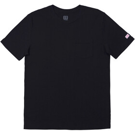 Topo Designs Pocket Tee Men black